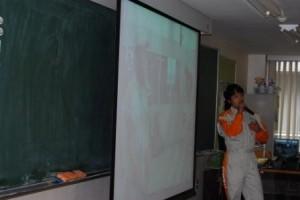 体験入学(6月29日)