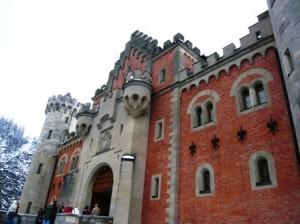 ノイシュバンシュタイン城見学
