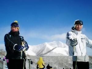 スキー・スノーボード研修旅行