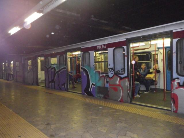 4 ローマの地下鉄