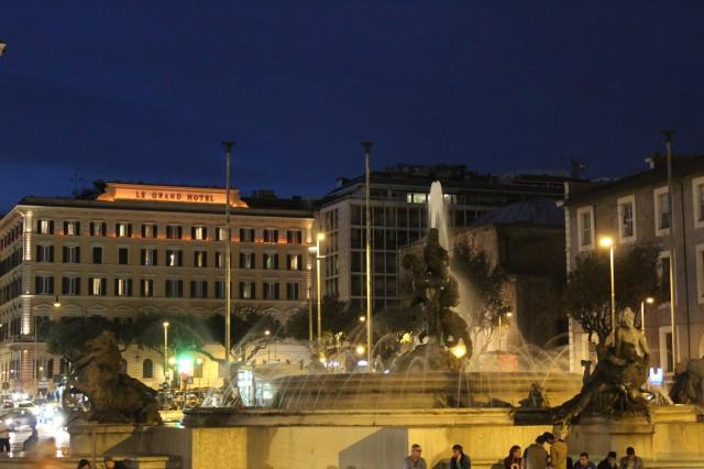 1 ローマ 夜景