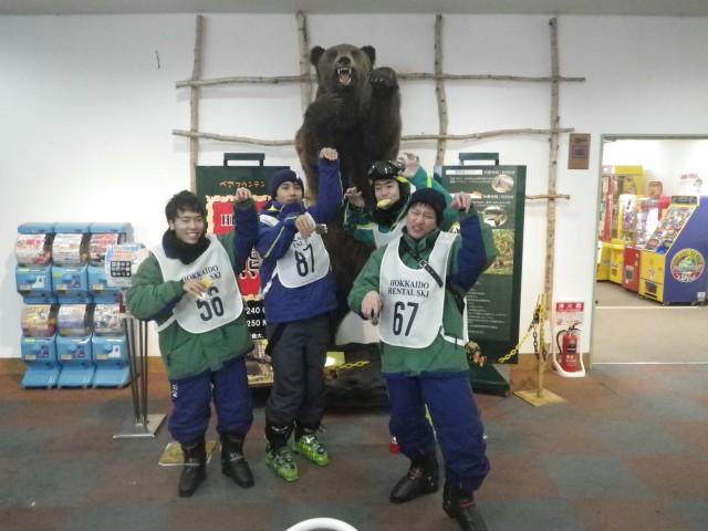 27熊たち