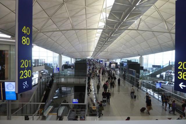 ③香港空港