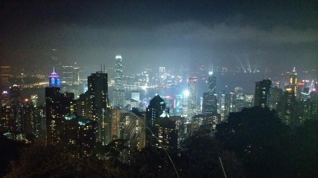 ⑳香港 百万ドル
